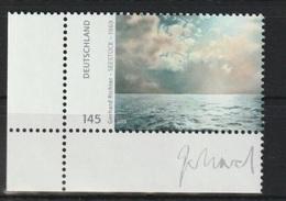 Deutschland 2013: Seestückvon Gerhard Richter. MiNr.: 3020 - BRD