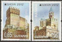 Bulgaria 2012  - Europa Cept - Set MNH** - 2012
