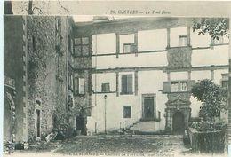 Lot Roger_chapman  2 Cartes Le Sidobre  Chateau De Ferrieres Cour Interieur  + 1 Castres    R 1042 - France