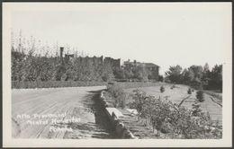 Alberta Provincial Mental Hospital, Ponoka, Alberta, C.1920s - CKC RPPC - Alberta