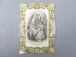 Image Pieuse Canivet  éditeur Dopter Paris Vierge Chrétienne - Religión & Esoterismo