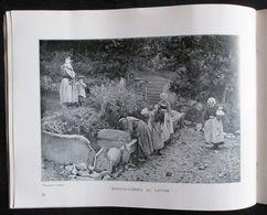 VERS 1930 - BROCHURE TOURISTIQUE ** PUY DE DOME ** Et VILLAGES AUTOUR - 30 PAGES ! RARE - Dépliants Touristiques