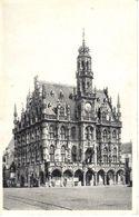 Oudenaarde - Audenarde - CPA  - L'hôtel De Ville - Stadhuis - Oudenaarde
