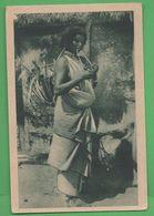 Afrika Africa Folklore Africa Orientale Donna Dancala Costumi - Costumi