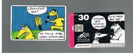 ESTONIA -  EESTI TELEFON  -    2000   CARTOON        -  USED - RIF.10570 - Estonia