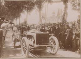 BELFORT - Course Paris Vienne - 26 Juin 1902 /  Automobile / Voiture / Auto / Cars / Automotive / Automobil / Automotor - Sport Automobile