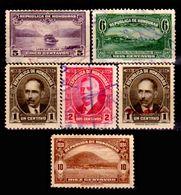 Honduras-0030 - 1931: Valori Della Serie Y&T N. 228-236 (++/+/sg/o) MNH/Hinged/NG/Used - - Honduras