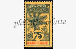 -Mauritanie   13** - Unused Stamps