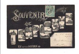 Souvenir De Templeuve. (2661) - Belgique
