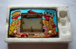 LANSAY - CIRCUS LCD POCKET JEU - Jeu à Cristaux Liquides + Montre Avec Alarme - Nintendo Game Boy