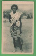 Africa Afrika Somalia Costumi Folklore AOI Ragazzo Somalo - Costumi