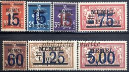 -Memel 38/44** - Memel (1920-1924)
