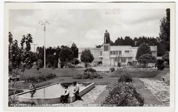 MONUMENTO A JUAREZ - BARRIO DEL NOGAL - BOGOTA - COLOMBIA - 1955 - Vedi Retro - Formato Piccolo - Colombia