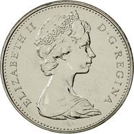 Monnaie, Canada, Elizabeth II, 5 Cents, 1975, Royal Canadian Mint, Ottawa, FDC - Canada