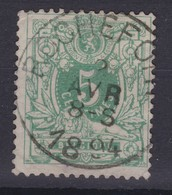 N° 45  ROCHEFORT - 1869-1888 Lion Couché