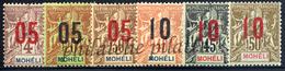 -Mohéli 17/22** - Mohéli (1906-1912)