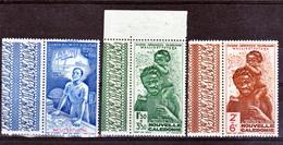Wallis Et Futuna PA  1 3 BDF  Neuf * * MnH Sin Charmela Cote 8.65 - Poste Aérienne