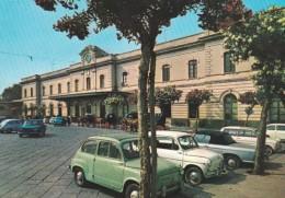 192319Siracusa, Piazzale Della Stazione Centrale - Siracusa