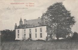 Schalkhoven , ( Hoeselt ,Hoesselt ),Het Kasteel , (le Chateau De  Borman ) - Hoeselt