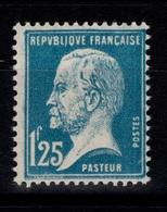 YV 180 N** Pasteur Cote 55 Euros - France
