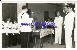 92301 PARAGUAY HELP POLITICA MILITARY DISCURSO POSTAL POSTCARD - Paraguay