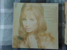 Barbra Streisand Greatest Hits - Vinyl Records