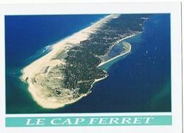 CPM..33..LA POINTE DU CAP FERRET - Frankreich
