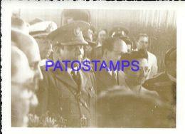 92306 PARAGUAY HELP POLITICA PRESIDENTE MORINIGO PHOTO NO POSTAL POSTCARD - Paraguay