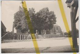 08 ARDENNES CHEMERY SUR BAR Canton De VOUZIERS  PHOTO ALLEMANDE MILITARIA 1914/1918 WW1 / WK1 - France
