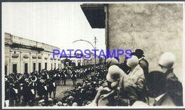 92308 PARAGUAY HELP POLITICA & MILITARY A HORSE PARADE PHOTO NO POSTAL POSTCARD - Paraguay
