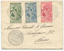 1782 - UPU 1900 Satzbrief Mit UPU Sonderstempel - Lettres & Documents