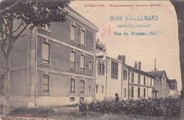 66. RIVESALTES. CPA. ETABLISSEMENTS DU DOCTEUR CONTE. TEXTE ANNEE 1924 - Rivesaltes