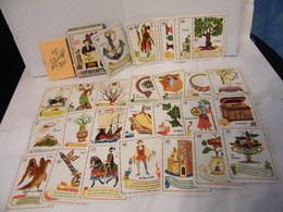 MONDOSORPRESA, LE SORTI DI NOSTRADAMUS, GADGET RAMAZZOTTI, OTTIMO - Tarot-Karten