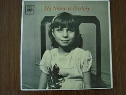 33 Tours: BARBRA STREISAND - My Name Is Barbra - CBS Mono BPG 62534 De 1965 - Disco & Pop