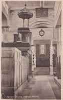 WHITBY PARISH CHURCH INTERIOR - Whitby