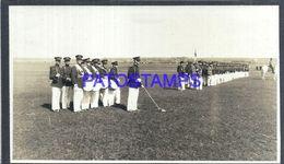 92312 PARAGUAY HELP POLITICA & MILITARY SOLDIER PHOTO NO POSTAL POSTCARD - Paraguay