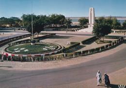 Tchad. N'Djamena. Monument Félix Eboué. - Tanzania