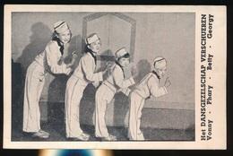 HET DANSGEZELSCHAP VERSCHUEREN - VONNY - PHARY - BETTY - GEORGY - Cabaret