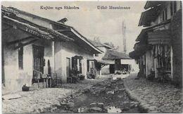 CPA Albanie Albania Non Circulé Kujtim Nga Shkodra - Albania