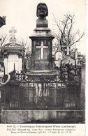 Tombeaux Historiques (Père-Lachaise) - Balzac (Honoré De) - Auteur Dramatique Romancier. - Schrijvers