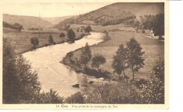 Stavelot - Coo - CPA - Vue Prise De La Montagne De Ster - Stavelot