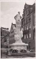 Landshut - Kriegerdenkmal In Der Neustadt 1941 - Landshut