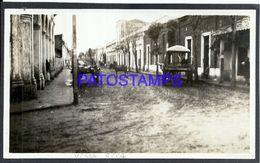 92332 PARAGUAY HELP CALLE STREET PHOTO NO POSTAL POSTCARD - Paraguay