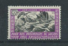 België  Erinnofilie  E 31   (XX) - Commemorative Labels