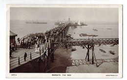 U.K. - The PIER - MARGATE - The Rapid Photo Printed - Carte Photo Ayant Voyagé - Cachet Du 28 /05/1928 - Margate