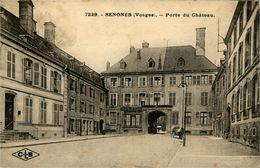 SENONES Porte Du Château - Senones