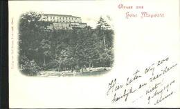 40405286 Cleve Cleve Hotel Maywald Ungelaufen Ca. 1900 - Duitsland