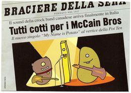 PATATE FRITTE  SURGELATE  ,  Pubblicitaria   McCrain - Ricette Di Cucina