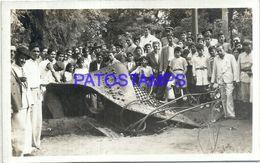 92340 PARAGUAY HELP COSTUMES PEOPLE RARE POSTAL POSTCARD - Paraguay
