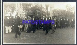 92342 PARAGUAY HELP POLITICA MILITARY & RELIGIOUS PARADE PHOTO NO POSTAL POSTCARD - Paraguay
